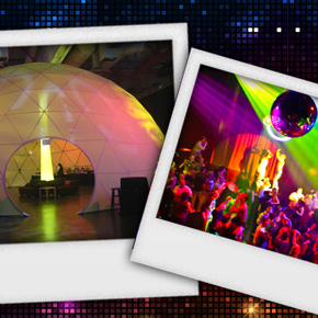 TentEvent | Disco Dome