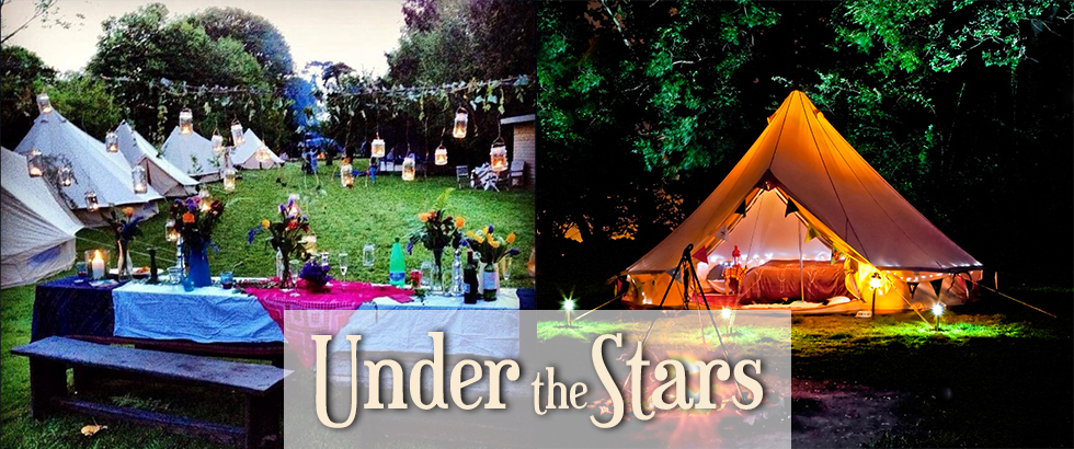 TentEvent | Under the stars – Adult Glamping