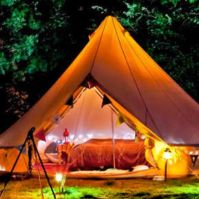 TentEvent | Under Stars