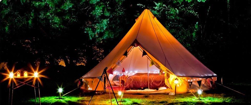 TentEvent | Soulpad Bell Tents