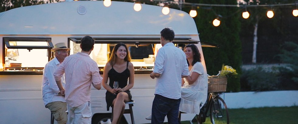 TentEvent | The Vintage Caravan