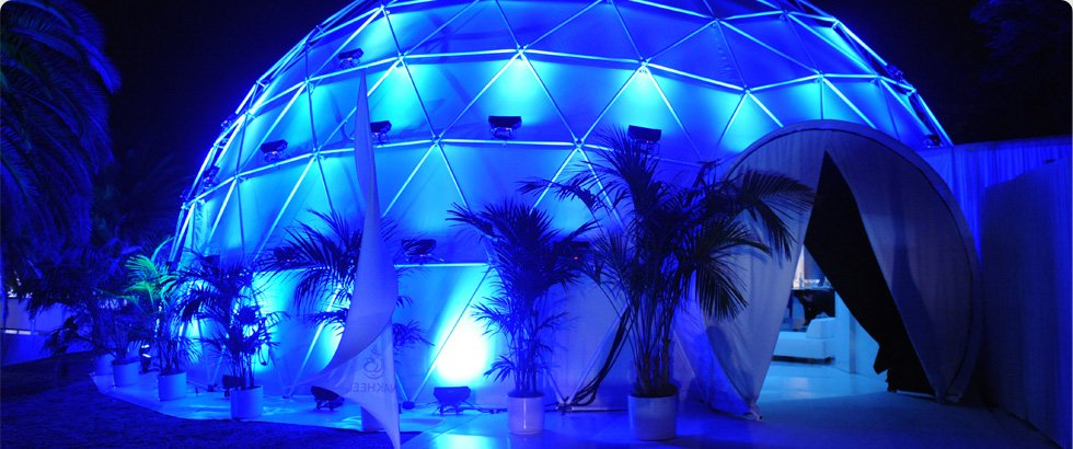 TentEvent | Dome Tents